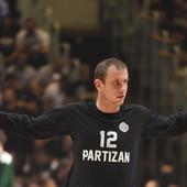 """DANGUBIĆ """"REKAO SVOJE"""", A NOVCA VELIČKOVIĆ... KK Partizan objavio BROJEVE igrača za sledeću sezonu"""