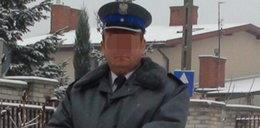 Komendant policji wjechał w znak i uciekł! Był pijany?
