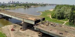 Drogowcy nasuwają nowy most