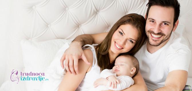 Koliko je tata važan u komunikaciji sa bebom