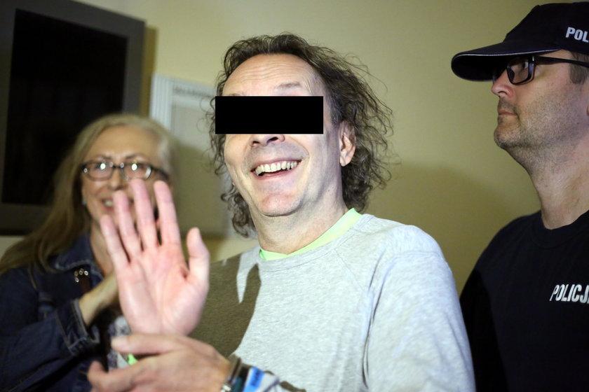 Z aresztu na salony, czyli pedofil wśród filmowców