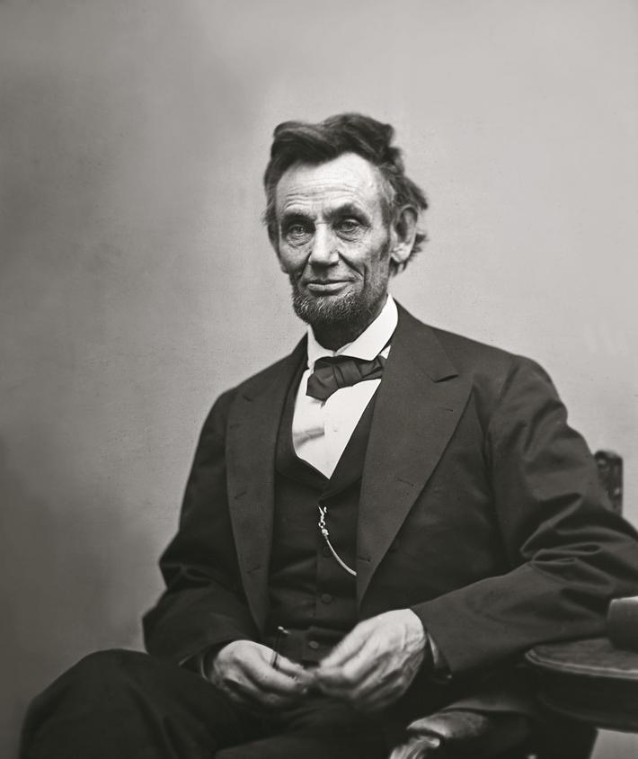 Abraham Lincoln, famous, president, man, historical,