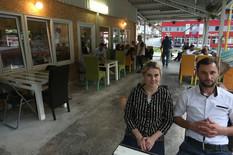 Radomirka i Hariz Alic slasticarna Slatki zalogaj Srebrenica