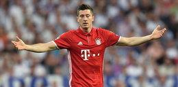 Poważne groźby Bayernu. Chodzi o Lewego