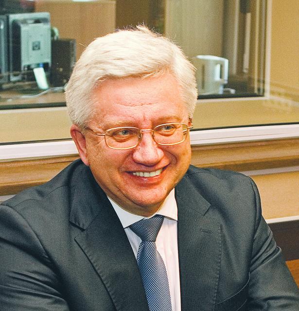 Jerzy Pruski, prezes Bankowego Funduszu Gwarancyjnego