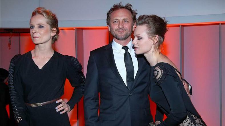 Magdalena Cielecka, Andrzej Chyra, Magdalena Boczarska