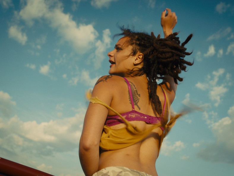 """American Honey"" - kadr z filmu"