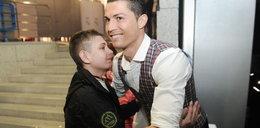 Świat opisuje spotkanie Ronaldo z Dawidem
