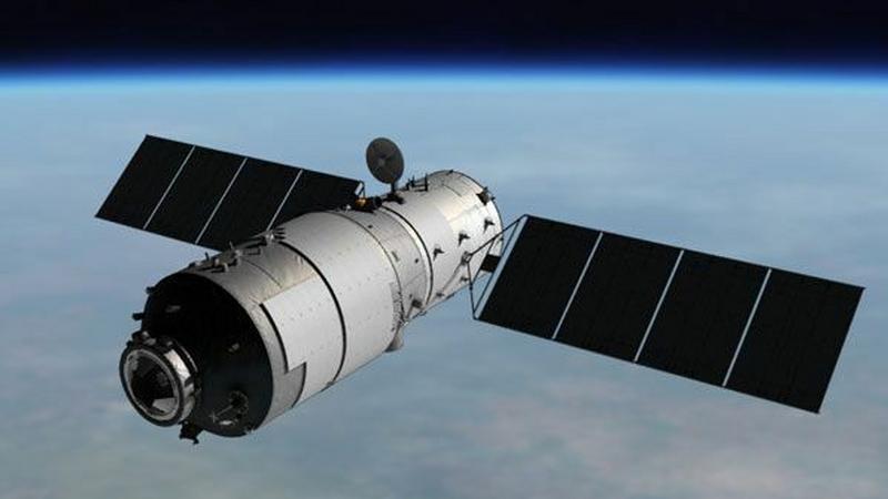 Chińska stacja kosmiczna Tiangong-1 spadnie na Ziemię w najbliższych miesiącach