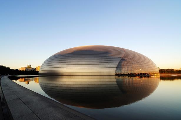 Teatr Narodowy w Pekinie. Fot. jinrong / Shutterstock