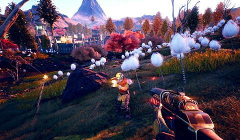 The Outer Worlds nowym RPG od Obsidianu. Fallout spotyka Mass Effecta