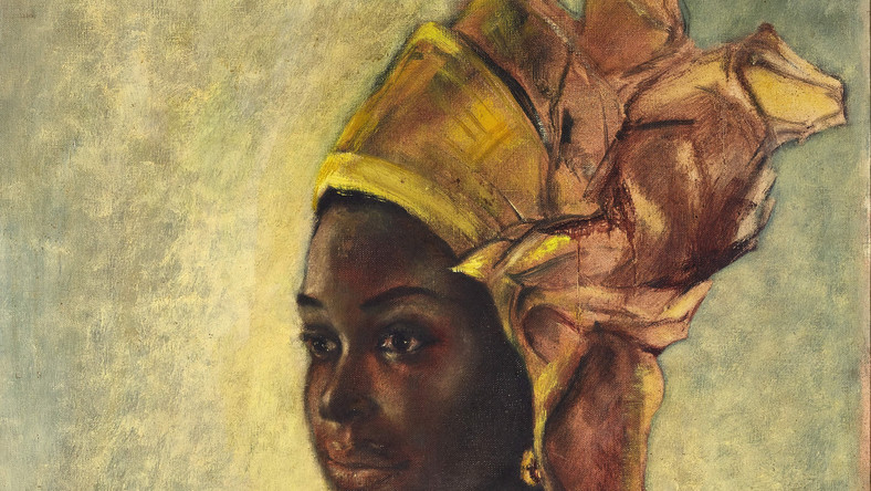 Ben Enwonwu's recently discovered Christine is valued at $200,000 (Sotheby's)