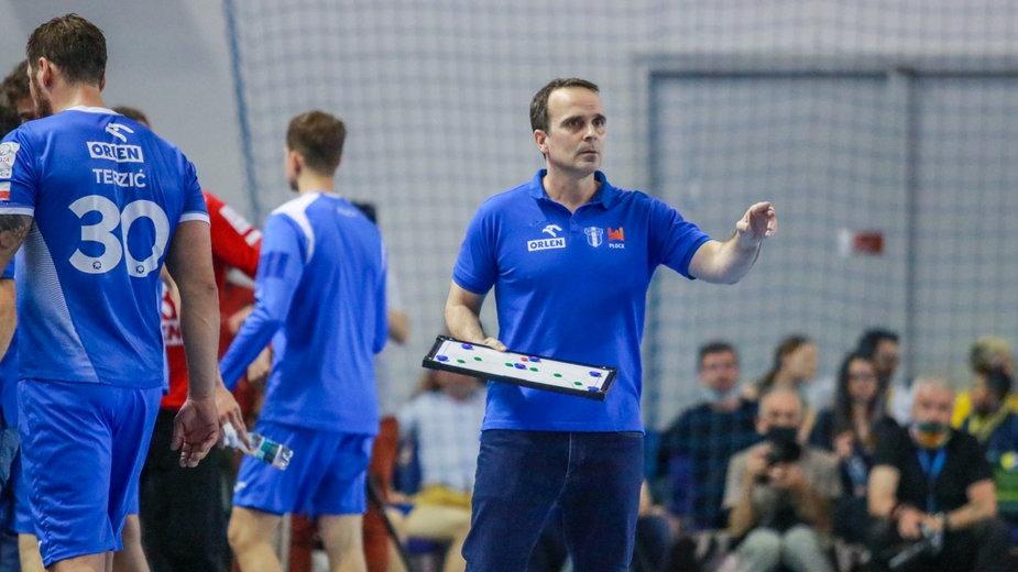 LE: Przegrali, ale awansowali. Orlen Wisła Płock rzuciła w Constancie tylko dwadzieścia bramek, fot. Mateusz Kaleta
