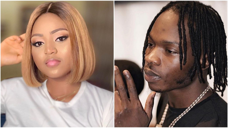 Naira Marley has made his acting debut in Regina Daniels' mum new movie, 'The Enemy I know' [Instagram/Regina Daniels/NairaMarley]