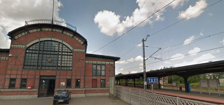 Dojrzała gwałt z pociągu! Policjanci złapali zboczeńca