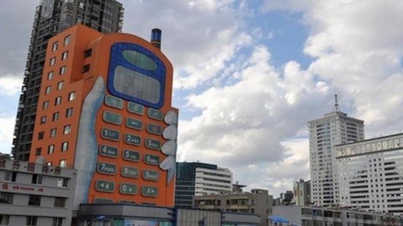 Chiny zakazują stawiania dziwnych budynków