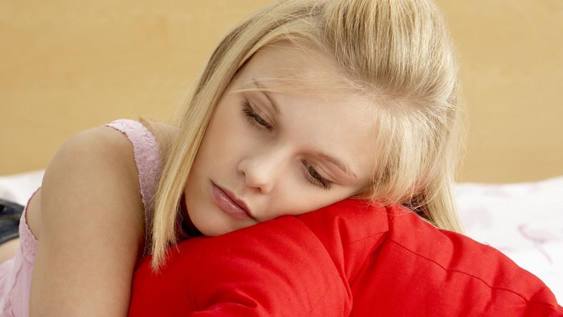Chory na depresję nastolatek może mieć myśli samobójcze