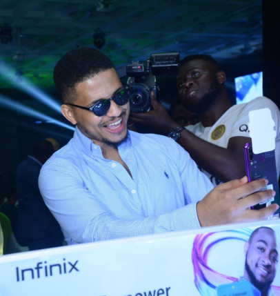 Infinix Mobility launches the smartphone, S4 with 32MP A.I selfie camera, to empower you in grand style