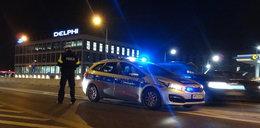 300 kierowców chciało się ścigać ulicami Krakowa