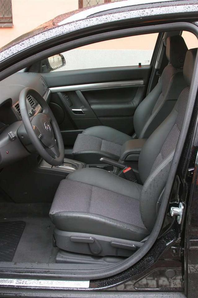 Genialny Opel Signum: klasa wyższa w... niższej cenie CP19