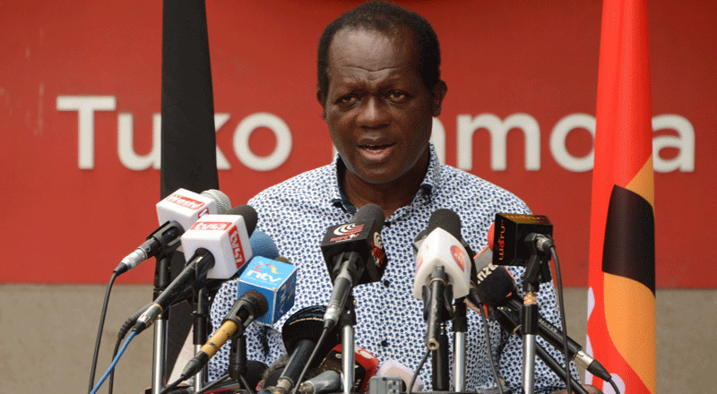 Contradicting details emerge on Tuju's tense phone call with DP Ruto