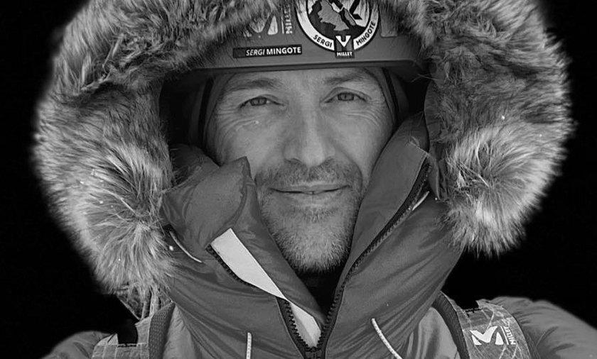K2. Sergi Mingote zginął w drodze na szczyt. Ratować Katalończyka próbowała Polka Magdalena Gorzkowska.