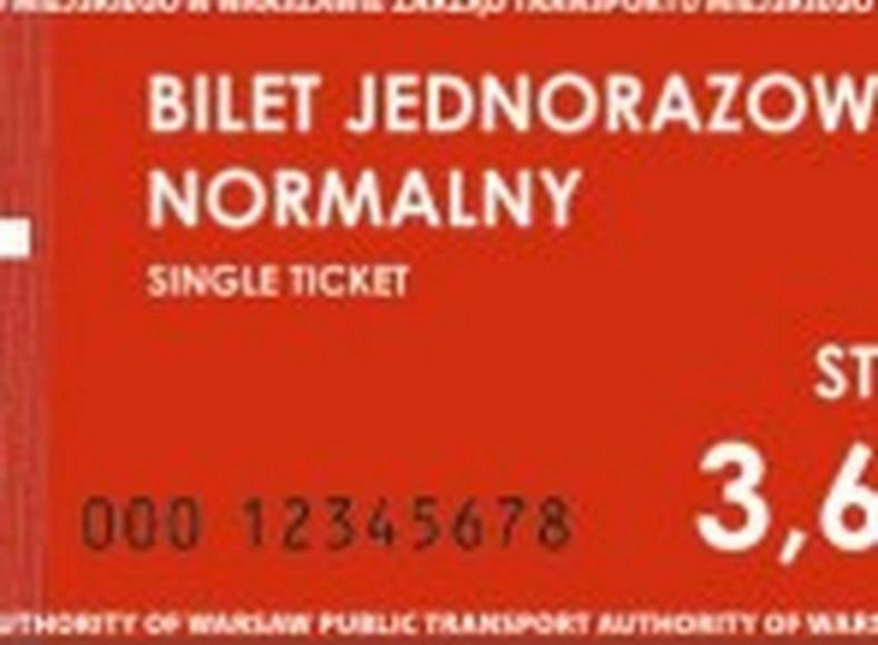 Nowe bilety ZTM