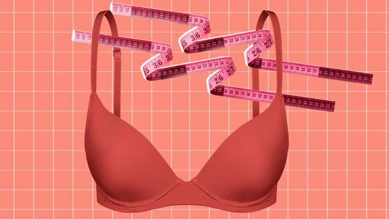 Here's how to measure your bra size and get the right fit once and for all [Credit: Real Simple]