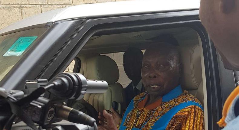 Former President Daniel Arap Moi declined in his last days - Press Secretary Lee Njiru