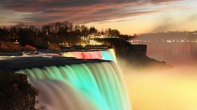 Dzięki milionowej inwestycji Niagara rozbłysła kolorami