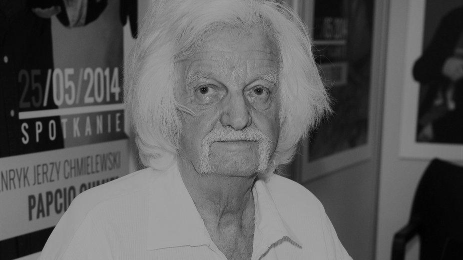 """""""Papcio Chmiel"""", czyli Henryk Jerzy Chmielewski"""