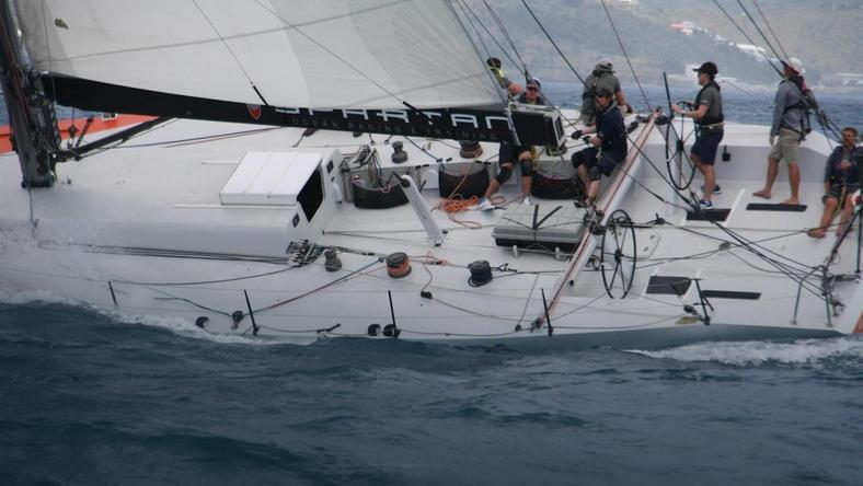 Yacht Club Sopot staje na podium w St. Maarten