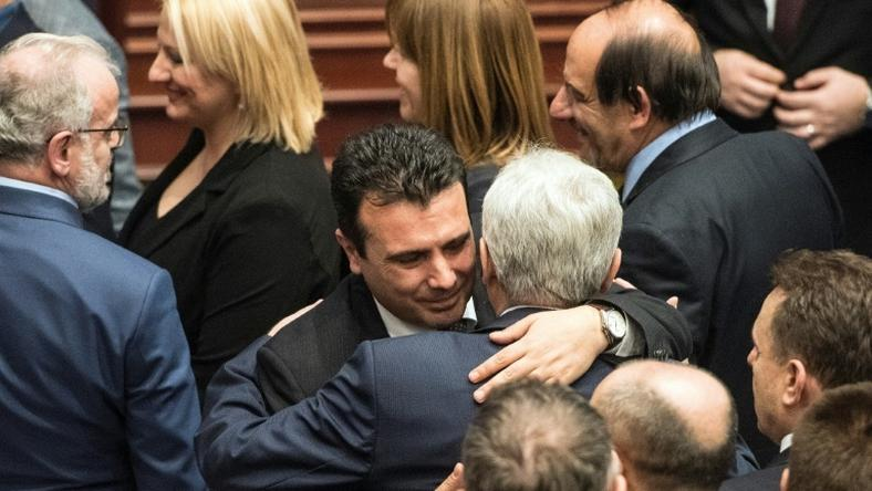 Macedonian Prime Minister Zoran Zaev has built himself a reputation as a deal-maker in pushing through the controversial name change