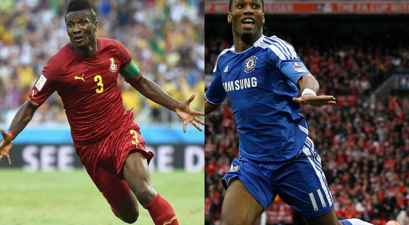 Didier Drogba told me Asamoah Gyan could have achieved more: Avram Grant