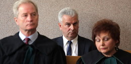 Poseł Cezary Grabarczyk przed sądem w Łodzi