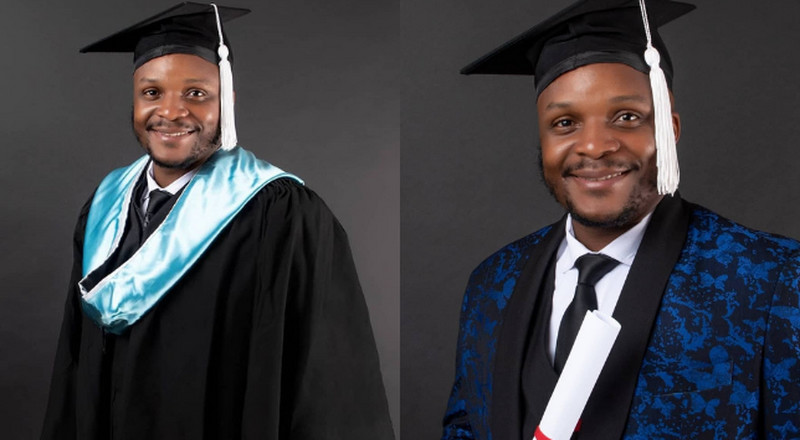 Jalang'o graduates from Daystar University (Photos)