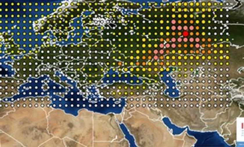 Radioaktywna chmura nad Europą. Rosja znalazła winowajcę