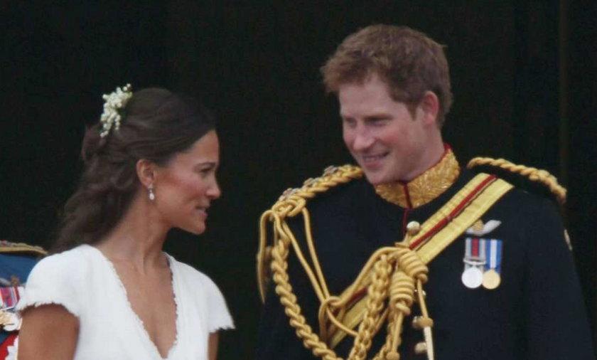 Harry podrywał Pippę. Czy będzie kolejny ślub?