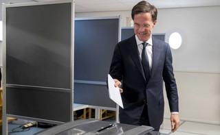 Wybory w Holandii: Frekwencja znacznie większa niż 5 lat temu