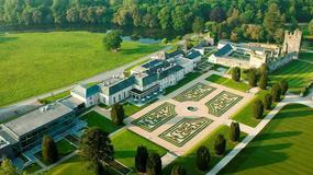 Castlemartyr Resort w hrabstwie Cork w Irlandii - czy tu w podróż poślubną udali się Kanye West i Kim Kardashian?