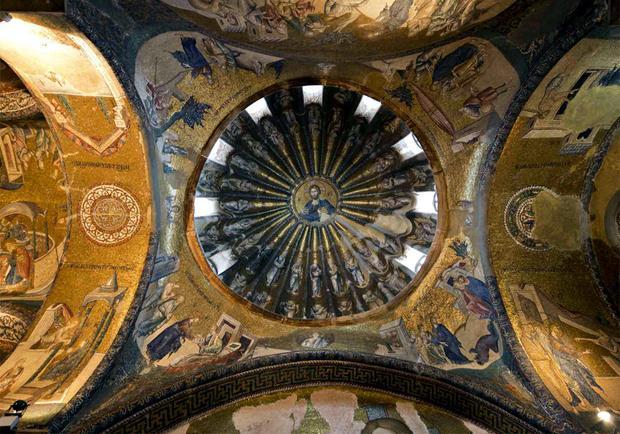 Kościół św. Zbawiciela na Chorze w Stambule. Najpiękniejsze miejsca Turcji