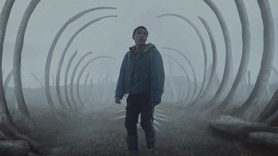 """""""Wielorybnik"""": kadr z filmu"""