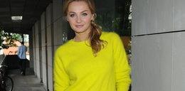 Małgorzata Socha zdradziła koleżankom, że w ciążę zajdzie...