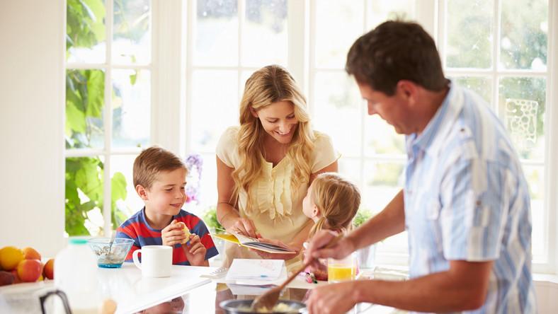 Co daje wspólne przygotowywanie posiłków?