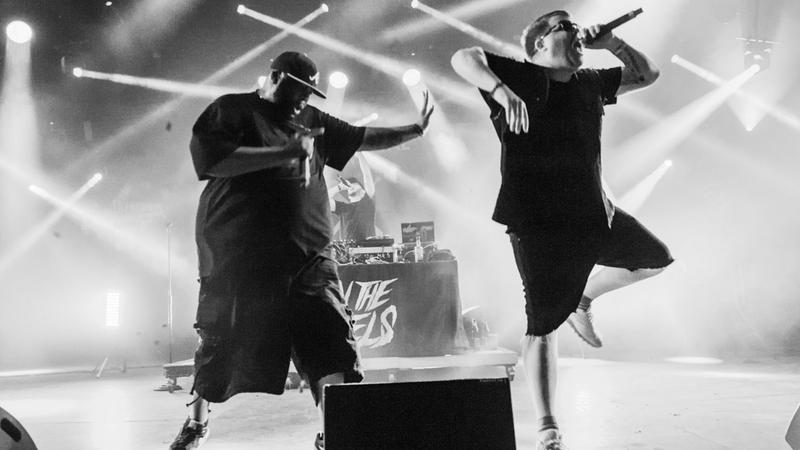 Run The Jewels / OFF Festival 2015 Katowice