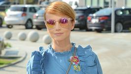 Katarzyna Zielińska w ciąży na wakacjach. Aktorka wygląda kwitnąco!