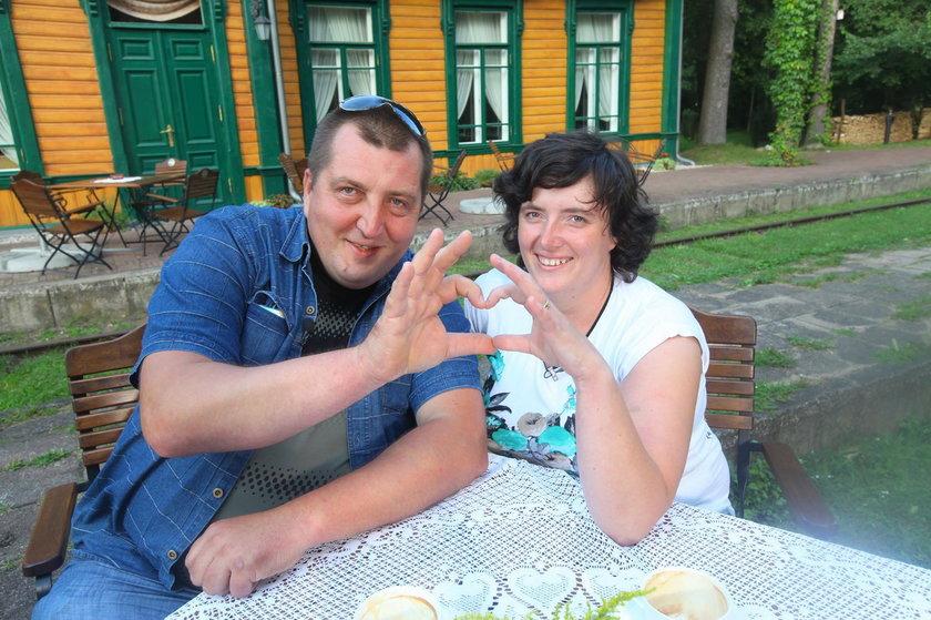 Adam Kraśko i Ania w programie Rolnik szuka żony