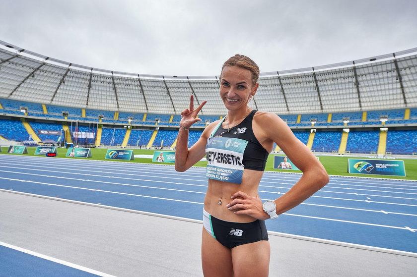 Justyna Świety-Ersetic w tym roku w Chorzowie powalczy m.in. o medale w World Relays oraz Drużynowych mistrzostwach Europy