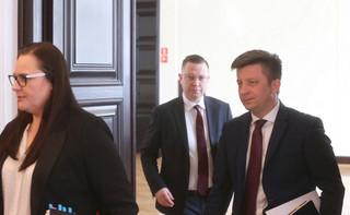 Dworczyk: Kilku wiceministrów przechodzi kwarantannę