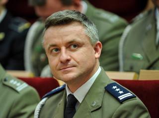 BOR: Dymisja płk. Kędzierskiego przyjęta. Nowym zastępcą płk. Paweł Tymiński